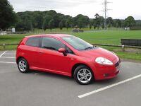 Fiat Grande Punto 1.2 Dynamic 3 Door ★ ★ LOW MILEAGE ★ ★FULL SERVICE HISTORY ★ ★ VERY CHEAP PUNTO★★