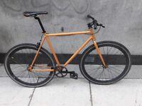 +++++Single speed/fixie bike,track bike,road,commuter,size M,PERFECT ORDER WORK++++++++++