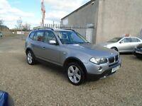BMW X3 2.0 20d SE 5dr / FINANCE AVAILABLE / Diesel