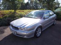 Jaguar X-TYPE SE.. 2.1 V6 AUTOMATIC 78000 FSH