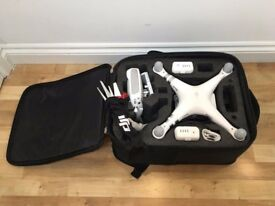 DJI Phantom 3 Advanced with 2x Batteries, ND Filters and Accessories