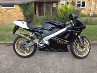 cagiva mito 125 special edition black / gold- swap or sell southampton