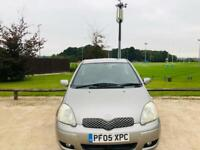 TOYOTA YARIS 2005 80K MILES 12 MONTH MOT IDEAL FIRST CAR CHEAP TO INSURE