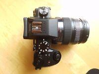 12-35mm f2.8 panasonic lens (600+ RRP)
