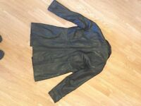 Womans GENUINE leather Jacket