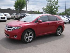 2014 Toyota Venza AWD-Auto-Leather-Sunroof-Back UP CAM
