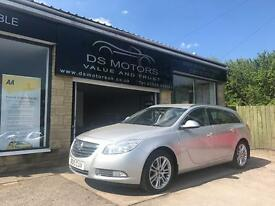 2010 VAUXHALL INSIGNIA ESTATE/2.0 CDTI/FULL SERVICE HISTORY/6 SPEED/