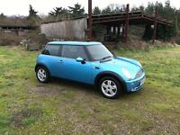 Mini one 2005 82,000 miles just serviced