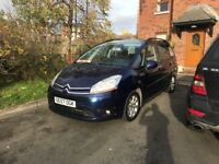 07 c4 picasso 1.6 diesel 7 seats TRADE IN WELCOME
