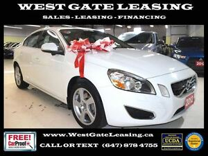 2012 Volvo S60 NAVIGATION | BLIS | LANE ASSIST |