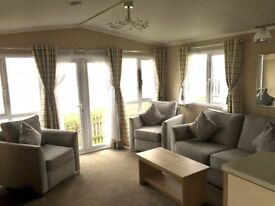brand new caravan for sale in Northumberland
