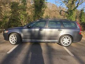 Volvo V50 Sport 2.0 diesel manual estate