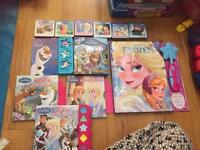 Disney frozen book bundle