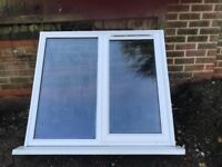Double glazed windows for sale and one double glazed door