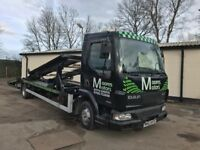Recovery Truck / Car Transporter - FOR SALE