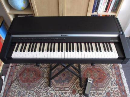 Electric Piano Rhodes MK-60 Lutwyche Brisbane North East Preview