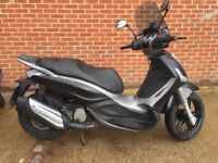 Piaggio bv beverly 350 st abs 2014