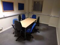 Office Space Available in Stoke on Trent From £28 pw - Hot Desking - ST1 3LL