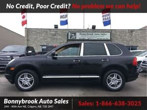2008 Porsche Cayenne Base Awd leather sunroof bluetooth