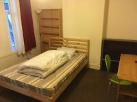 Large Double Room, Furnished £600PCM