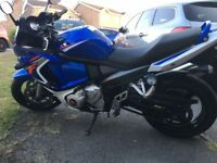 Suzuki GSX650F Excellent condition, Great all rounder Bike