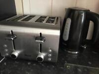 Kettle/Toaster £25