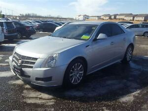 2011 Cadillac CTS -LEATHER - MOONROOF- HEATED SEATS - BLUETOOTH