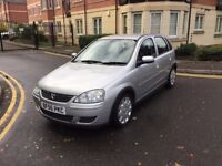 VAUXHALL CORSA 1.3 DIESEL,£30 TAX FOR YEAR,12 MONTHS MOT,SERVICE HISTORY.