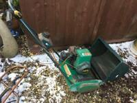 Qualcast Suffolk Punch 35S Petrol Mower FOR SPARES OR REPAIR