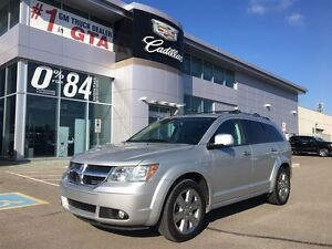 2010 Dodge Journey R/T Leather, Sunroof Loaded!