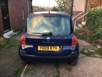 Renault modus 1.2 tce spares or repairs