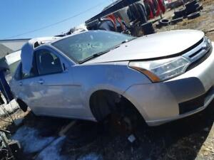 Parting Out 2010 Focus Silver Color 153K KM Manitoba Preview