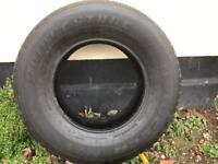 Bridgestone Dueler tyre 265/70/R16
