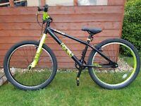 "X-Rated Mesh Dirt Jump 26"" BMX Bike Virtually New"