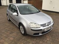 Volkswagen Golf 1.9 TDI SE 5dr Manual - Ex demo 1 owner since - Low Mileage 75,300