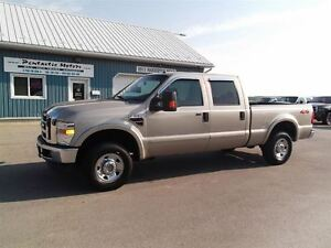 2009 Ford F-250 XLT,DIESEL,CREW,SHORT,4X4,NEW TIRES!!!