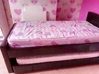 Single bed&guest bed