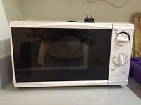Microwave for Sale - Used for 1 Year Only!