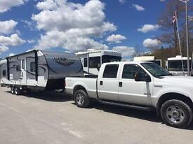 2016 uk truck towable salem caravan