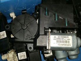 VW POLO N/S/F ELECTRIC WINDOW MOTOR 601 959 802 A 601959802A