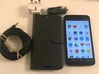 """Motorola google nexus 6-5.8"""" 32GB Unlocked with charger and case good condition"""