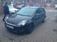 Ford Fiesta 1.6 petrol automatic 07 plate motd low miles good runner £700