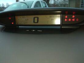 Citroen C4 SX 1.6 automatic petrol