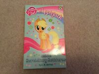 My Little Pony Apllejack and the Secret Diary Switcheroo Book by G M Berrow NEW