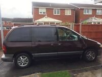 7 seater for sale/swap