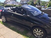 Peugeot 206 CC Low Mileage Convertible