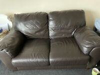 3Seater & 2Seater Leather Sofas