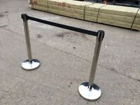 Tensa Crowd Control Barriers