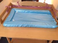 Large Wooden Baby Changing Table