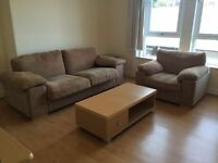 Spacious One Double Bedroom Flat in Lower Methil